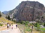 Het begin van de korte Samaria-tocht in Agia Roumeli | Chania Kreta | Griekenland - Foto van De Griekse Gids