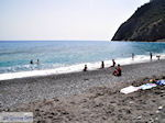 Het zand- kiezelstrand van Agia Roumeli foto 9 | Chania Kreta | Griekenland - Foto van De Griekse Gids