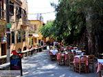 Gezellige terrasjes  | Chania stad | Kreta - Foto van De Griekse Gids