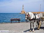 Het witte paard en de vuurtoren    Chania stad   Kreta - Foto van De Griekse Gids
