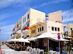 Terrasjes nabij de haven  | Chania stad | Kreta - Foto van De Griekse Gids