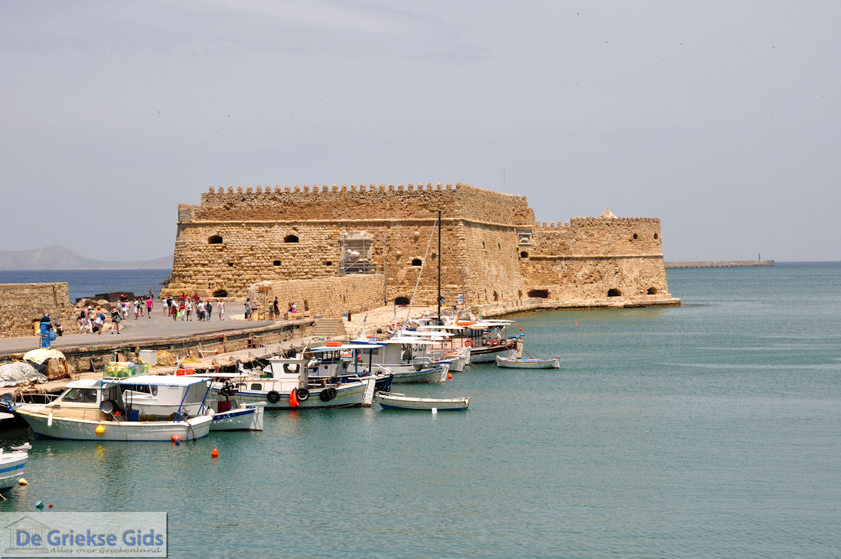 Heraklion City Heraklion Prefecture  Holidays in ...