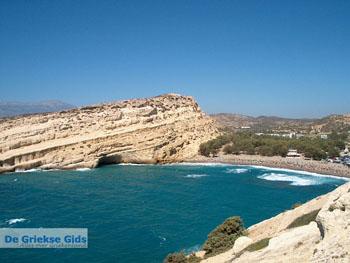 Matala Kreta   Griekenland   De Griekse Gids foto024 - Foto van De Griekse Gids